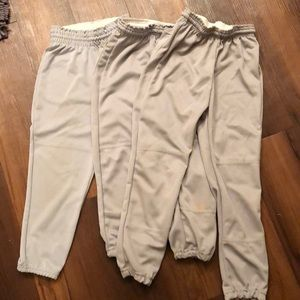 Other - 3 pair TBall pants 2 small 1 medium